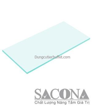 GLASS PLATTER/ ĐĨA THỦY TINH HCN Model / Mã hàng : SNC520545