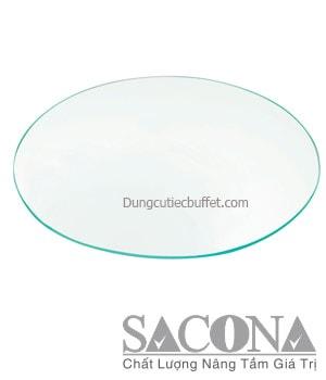 ĐĨA THỦY TINH TRÒN Model / Mã hàng : SNC520550