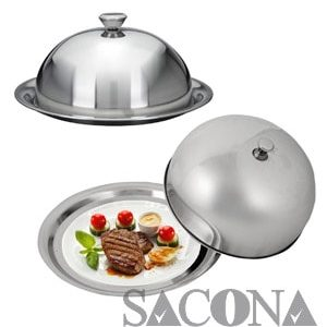 NẮP CHỤP THỨC ĂN INOX Model / Mã hàng : SNC520644