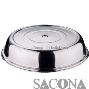 NẮP CHỤP THỨC ĂN INOX Model / Mã hàng : SNC520655
