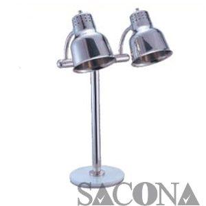 ĐÈN HÂM NÓNG THỨC ĂN 2 BÓNG Model / Mã hàng : SNC520804