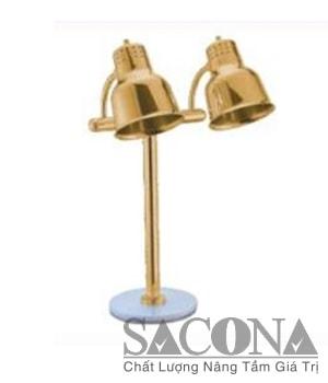 ĐÈN HÂM NÓNG THỨC ĂN 2 BÓNG Model / Mã hàng : SNC520806