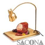 HEATING LAMPS/ ĐÈN HÂM NÓNG THỨC ĂN 1 BÓNG Model / Mã hàng : SNC520817