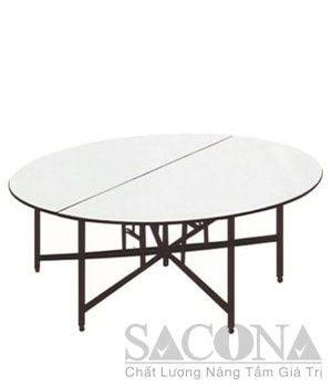 bàn tròn nhà hàng Model / Mã: SNC683202