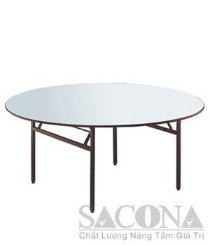 bàn tròn nhà hàng Model / Mã: SNC683201