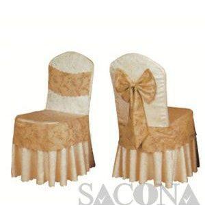 DRESS CHAIR / ÁO GHẾ Model / Mã: SNC683406 Brand / Nhãn hiệu : Sacona
