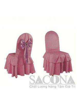 DRESS CHAIR / ÁO GHẾ Model / Mã: SNC683408 Brand / Nhãn hiệu : Sacona