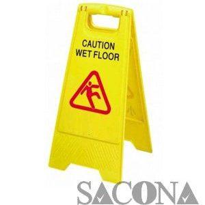 Biển báo sàn ướt Model / Mã hàng: SNC689201