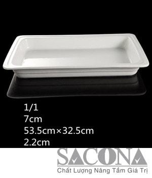 KHAY SỨ HCN 1/1 Model / Mã hàng : SNC520405