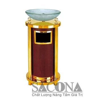 THÙNG RÁC ĐÁ HOA CƯƠNG Model/ Mã: SNC682502