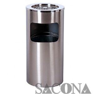 THÙNG RÁC INOX TRÒN CÓ LỖ Model/ Mã: SNC682601