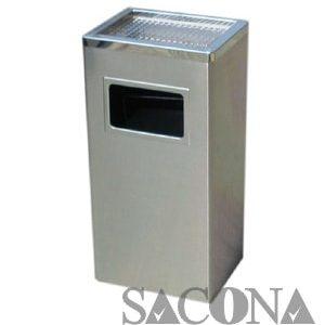 THÙNG RÁC INOX HCN CÓ LỖ Model/ Mã: SNC682602/1
