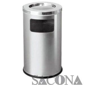 THÙNG RÁC INOX TRANG TRÍ Model/ Mã: :SNC682612