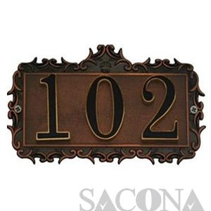 BIỂN SỐ PHÒNG Model / Mã hàng: SNC684531