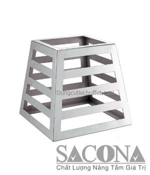 CHÂN ĐẾ DECOR MÓN ĂN Model / Mã hàng : SNC520523
