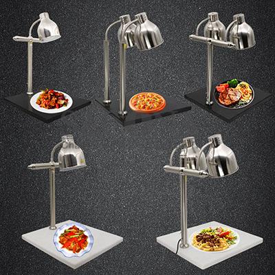 đèn hâm nóng thức ăn sacona
